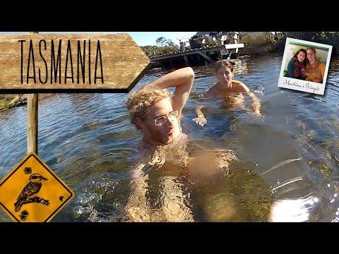 Nudi in paradiso! - Tasmania