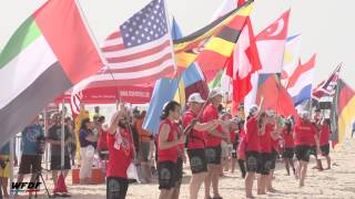 Flying Disc Summary Video for 2015 IOC Congress