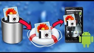 Android Silinen Dosyaları (Fotoğraflar,Video...) Kurtarma [Bilgisayarsız Yöntem]