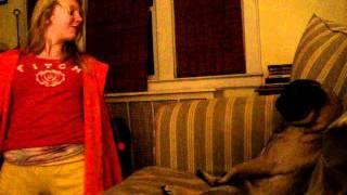 Oliver Pug As Cinderella.mpg