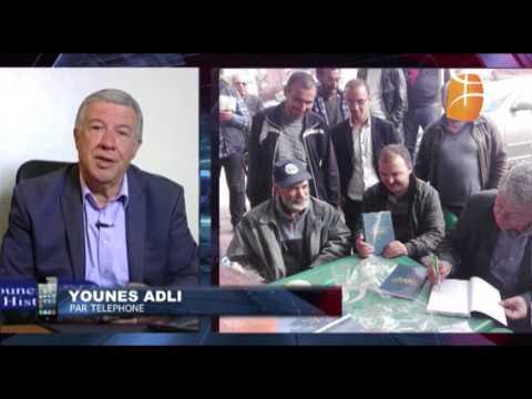 Algérie : Les Autorités Interdisent Une Conférence De Younes Adli à Aokas