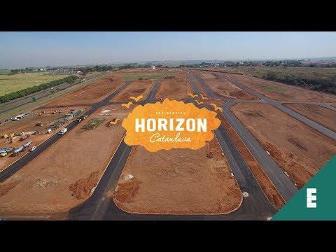 RESIDENCIAL HORIZON - ANDAMENTO DE OBRAS
