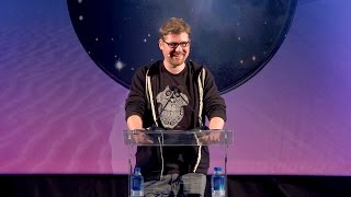 VRLA 2017 Keynote Address with Justin Roiland, Co-Creator of Rick and Morty thumbnail