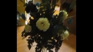 Bridal Arrangement for Guest Table