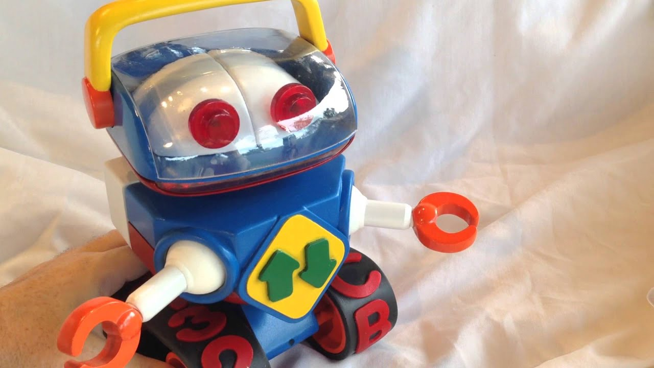 Toy Story Robot Replica Youtube