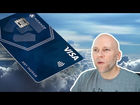 Monaco Token Plus VISA Debit Card & How to Buy MCO Monaco