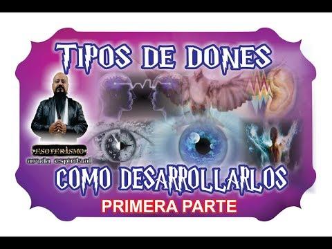 TIPOS DE DONES