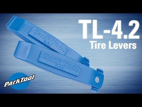 Park Tool TL-2 Tire Lever Set Blue TL-1.2 3 Pack