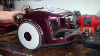 Ремонт пылесоса Samsung Twin.  Repair vacuum cleaner Samsung Twin.