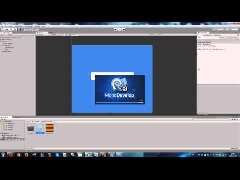 Unity3D - Kurs 34.0 - 10 (10 - Input Field + (Button + Text)) - UI w Unity 4.6+