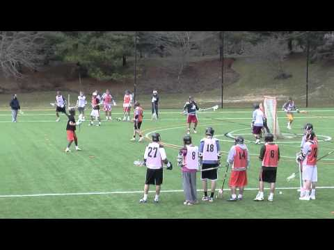 Kudda Lacrosse Diamond 1v1 Buildup