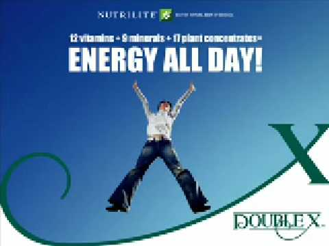 Nutrilite-Ads-Double X Product Review Amway Quixtar Alticor