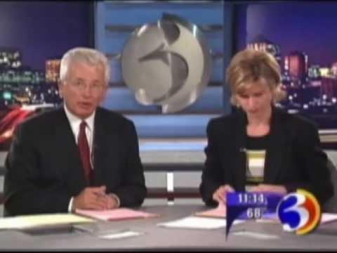 WFSB: 9/11 Report Flashback - Kim Fettig Live in New York (Flashback 3)