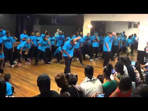 Cincinnati's Best Dance Crew 2013- The Final Round (Studio Kre8v)