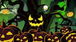 Песни Hallowen Дерево | Хэллоуинские Песни Для Детей | Хэллоуин Музыка | Halloween Tree | Kids Song