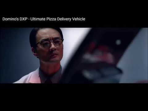 Jon Komp Shin  Domino Pizza DXP TV Commercial