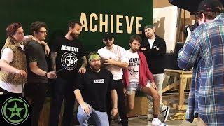 Between the Games - Achieve Photoshoot