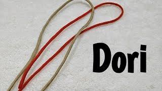 Easy way to make a Thin Dori
