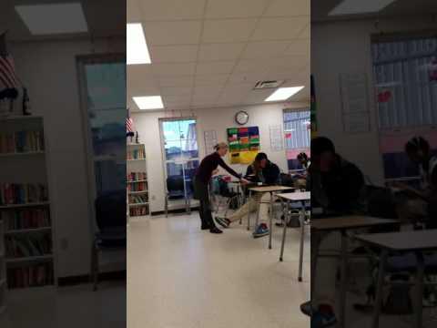 Jenny Meadows' Classroom