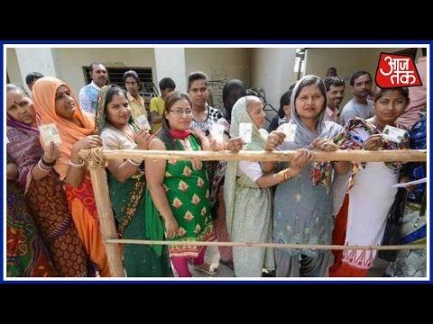 33 Percent Voting Till 2 pm In Delhi MCD Election