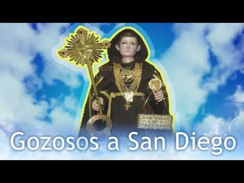Gozos a San Diego De Alcalá ❤