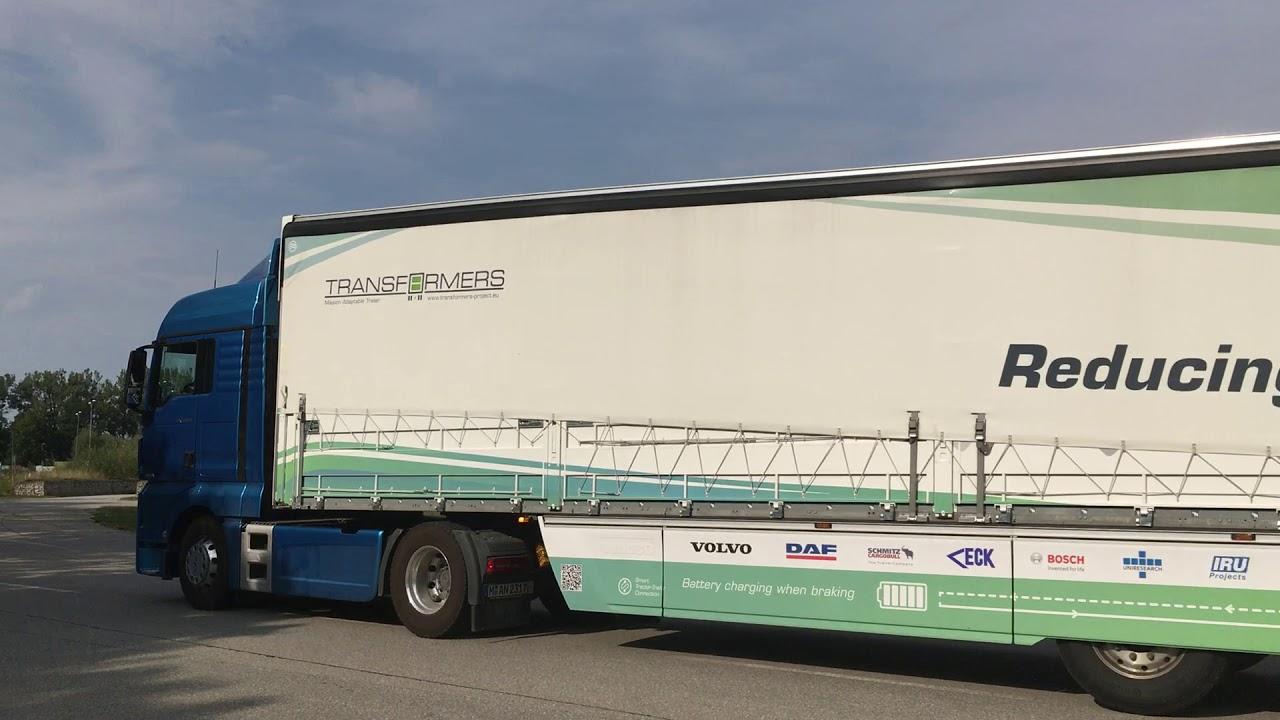 Commissioning of trailer - Aeroflex   Aeroflex