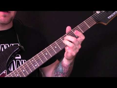 How To Find Almost Any Chord In Any Position On The Guitar Fretboard