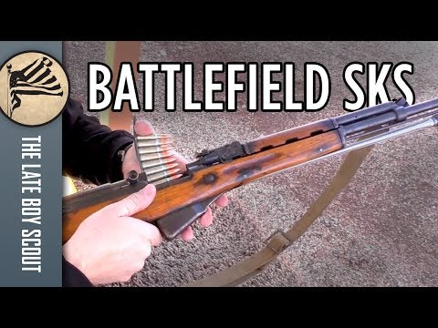 From A Dead Man's Hands: A Battlefield SKS, and the Man Who Brought it Home