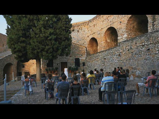 <span class='as_h2'><a href='https://webtv.eklogika.gr/parastasi-toy-ethnikoy-theatroy-sto-kastro-palamidi' target='_blank' title='Παράσταση του εθνικού θεάτρου στο κάστρο Παλαμήδι'>Παράσταση του εθνικού θεάτρου στο κάστρο Παλαμήδι</a></span>