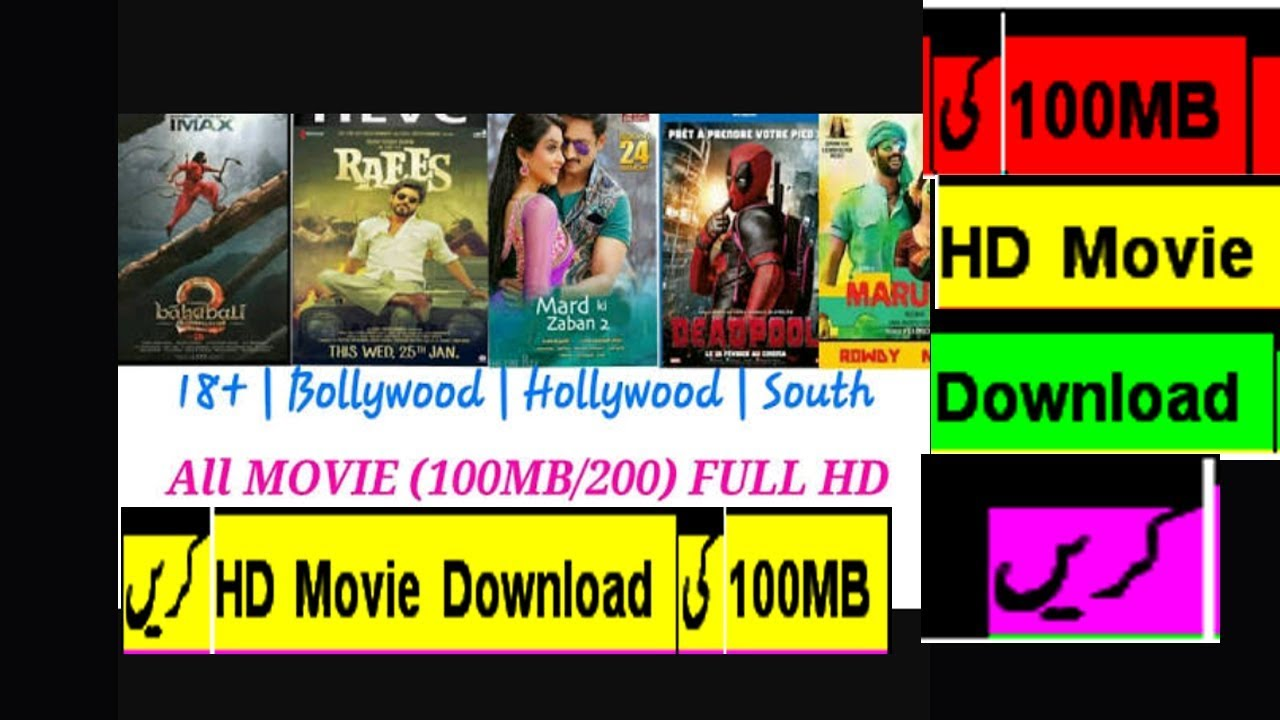 hd movie small size