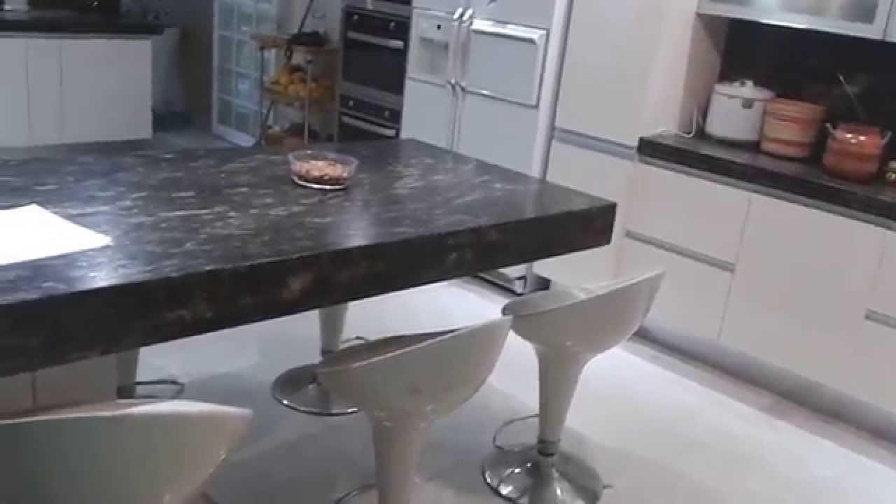 Cocina integral youtube for Cocinas integrales de cemento