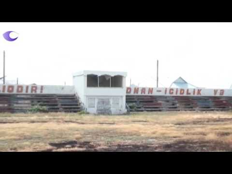 Ucar rayonunun mərkəzi stadionu baxımsız haldadır