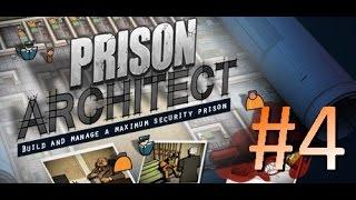 Prison Architect - прохождение на русском # 4 (все довольны)