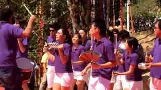ブラジル青年会 サンバチーム 演奏