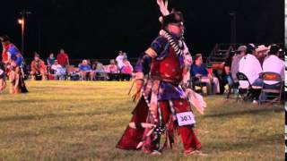 2014 Pawnee Indian Veterans Homecoming Southern Straight Dance Contest