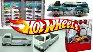 Collector Super T-Hunt Set And New 2017 Hot Wheels News!