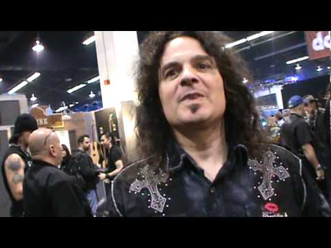 NAMM 2012 with Michael Angelo Batio & Vinnie Moore