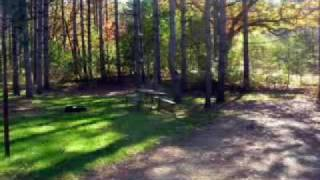 Horseriders Campground, Southern Kettle Moraine State Forest