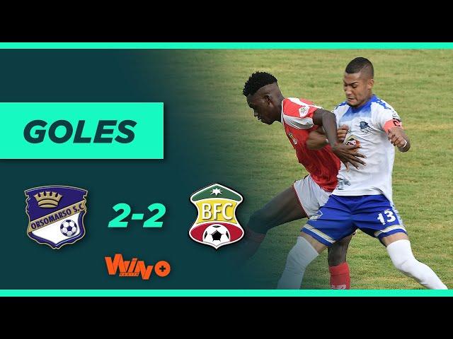 Orsomarso vs. Barranquilla (2-2) | Torneo BetPlay Dimayor 2021- Fecha 1