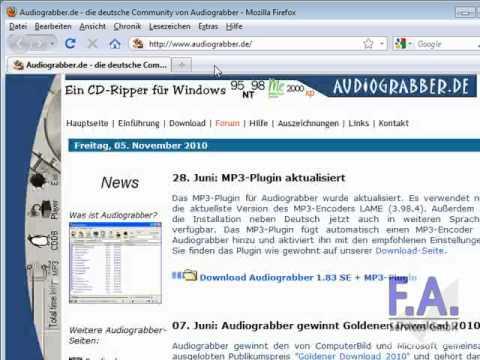 Audiograbber Download