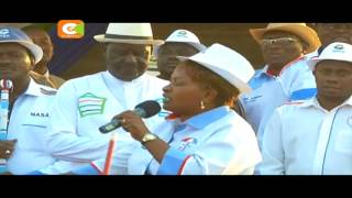 Vinara wa NASA waelekeza kampeni Ukambani