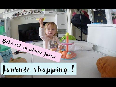 Une journée avec nous - 🛍 Journée shopping à Paris !