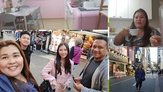 Gambar cover Airbnb in korea recommended   1st day luto kwentuhan    Gala agad sa Myeongdong