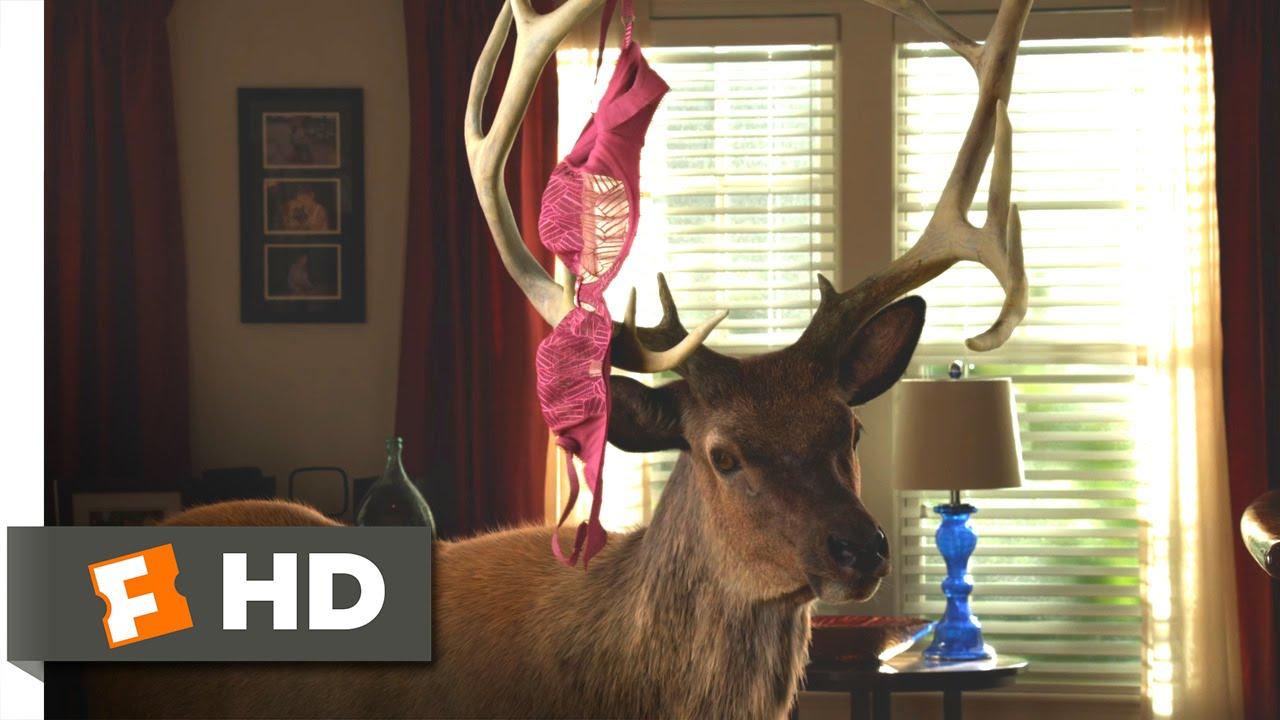 Download Grown Ups 2 - Deer In the House Scene (1/10) | Movieclips