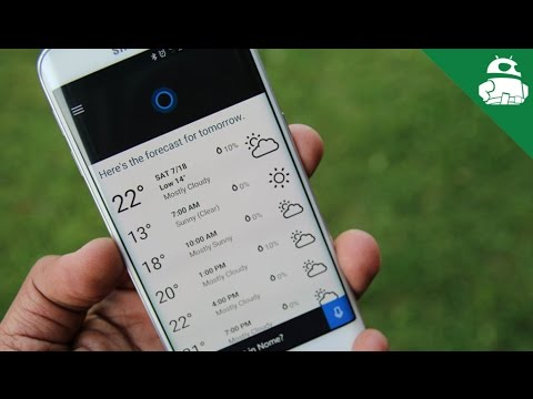 Cortana for Android hands-on and Google Now comparison