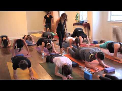 Welcome to Bliss Yoga Studio