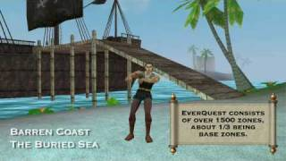 EverQuest 10 Year Anniversary Montage HQ
