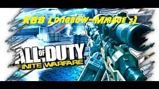 COD Infinite Warfare KBS Longbow-Mirage Sniper Montage Deutsch/German PS4 #7