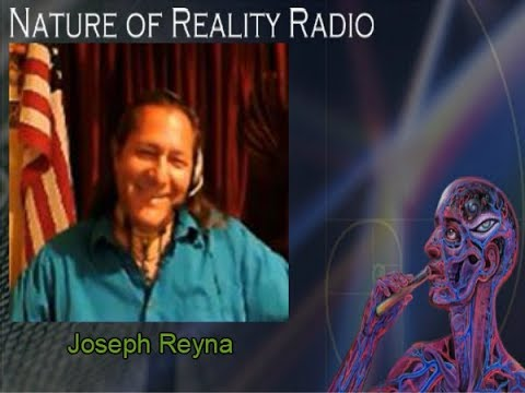 Joseph Reyna Returns To Nature Of Reality Radio