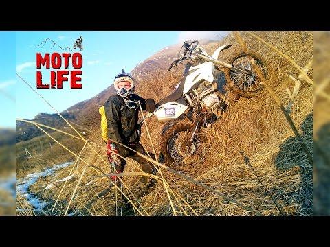 Последние эндуро покатушки на Kayo T2 [Moto Life]